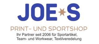 Logo JOE*S Print+Sportshop